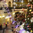 Место встречи в Москве изменить нельзя... Новогодний 2019 г. фонтан ГУМа