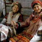 Как на Руси проходили посиделки, зачем тушили свечи и за что отрезали косу