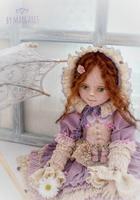 Коллекционные куклы от подмосковной художницы