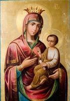 Икона Божией Матери, именуемая «Скоропослушница»