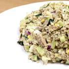 Рыбный салат на каждый день