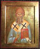 Чудотворная икона Спиридона Тримифунтского