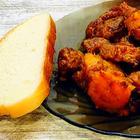Мясо с нежной пикантной тыквой