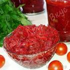Борщ на зиму или вкусная заправка из овощей!