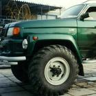 Первый внедорожник Казахстана: история создания автомобиля LAF 4101