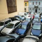 Когда водителю выпишут штраф из-за стоянки или проезд во дворе жилого дома