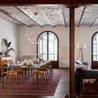 Эффектный лофт бразильского архитектора в Барселоне