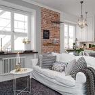 35 квадратов стиля и комфорта в Швеции