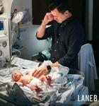 25 мощных фотографий отцов, присутствовавших при рождении своего ребёнка