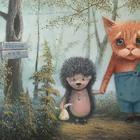 Добрая живопись художника-самоучки Андрея Репникова