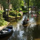 Гитхорн - деревня без дорог, Нидерланды