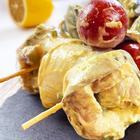 Шашлык из скумбрии - очень вкусный рецепт! Скумбрия на мангале, новый маринад!