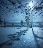 Живописная Лапландия в фотографиях Сами Такараутиё