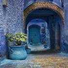 Синий город