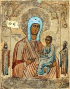 """Икона """"Избавительница"""" Божией Матери"""