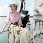 11 любимых вещей из гардероба Грейс Келли, которые актуальны и сегодня