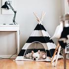 Питомец в доме: 19 интересных лежанок для домашних любимцев