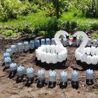 Поделки из пластиковых бутылок: делаем оригинальные украшения своими руками
