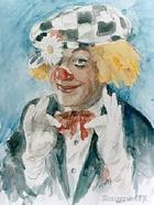 Про счастливого клоуна