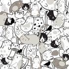 Личностный тест: сколько птиц вы видите среди кошек?