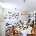 Уютная скандинавская двушка 47 м²