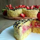Домашние пирожные. Вкусный вариант домашней выпечки