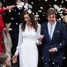 Свадебные фотографии знаменитостей, которые вы наверняка не видели