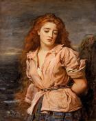 Джон Эверетт Милле (John Everett Millais,1829 - 1896) – один из основателей «Братства прерафаэлитов»