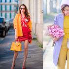 Сочетание несочетаемого: 15 примеров необычных цветовых комбинаций в одежде