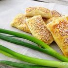 Китайская бабушка рекомендует - пирожки с зеленым луком! Интересная технология