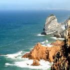 Португалия. Кабо да Рока - самая западная точка Евразии