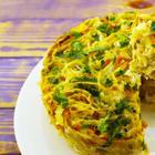 Пирог без замеса теста, покоряет всех своим вкусом и видом!