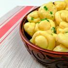 Вареники - грибочки / Любимые рецепты из картофеля