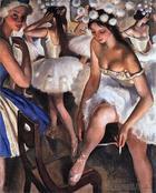 Балерины Зинаиды Серебряковой