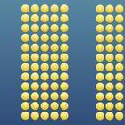 Найдите лишнюю монету
