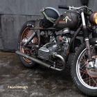 9 потрясающих кастомов из старых мотоциклов СССР