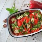 Двадцать лет так мариную болгарский перец и лучше рецепта не пробовала!