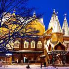 Москва новогодняя 10. Коломенское