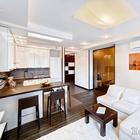 Оформление квартиры-студии 56 кв.м.