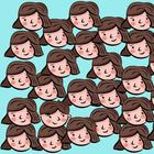 Головоломка: среди девочек спрятался мальчик, где он?