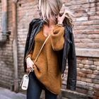 Модные свитеры и пуловеры: 20 стильных образов