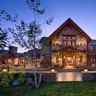 Деревенская резиденция в Биг-Скай штата Монтана (США)