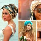 Как красиво завязать платок на голове летом: 10 разных способов с пошаговой фото-инструкцией