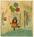 Конфетные обертки 20-30-х годов