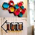 17 очаровательных полок и стеллажей, которые можно смастерить своими руками из подручных материалов