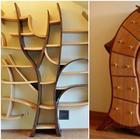 Несколько идей красивой и необычной мебели из дерева своими руками