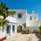 Великолепный роскошный дом с прекрасным видом на Эгейское море
