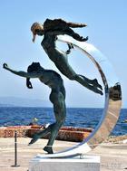 Работы Анны Хроми - гениального скульптора современности