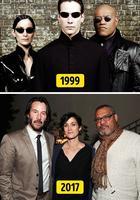 15 фотографий, на которых актеры культовых фильмов встретились снова