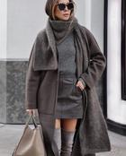 Зимние юбки 2020 — еще больше женственности и элегантности